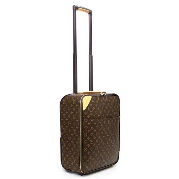 68308e86ac41 Louis Vuitton Handbags - Louis Vuitton Rolling Pegase Luggage